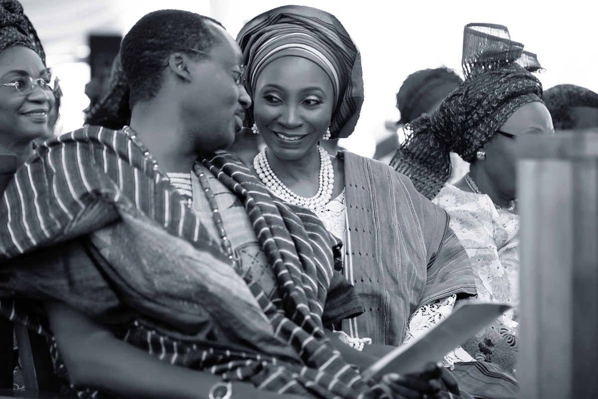 Slam2014 - Segi and Olamide Adedeji's Wedding in Ruby Gardens Nigeria 80