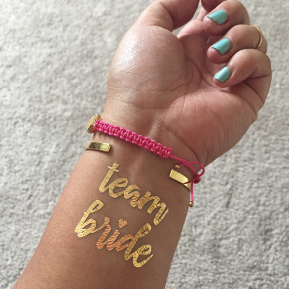bachelorette tattoos - epic bachelorette ideas
