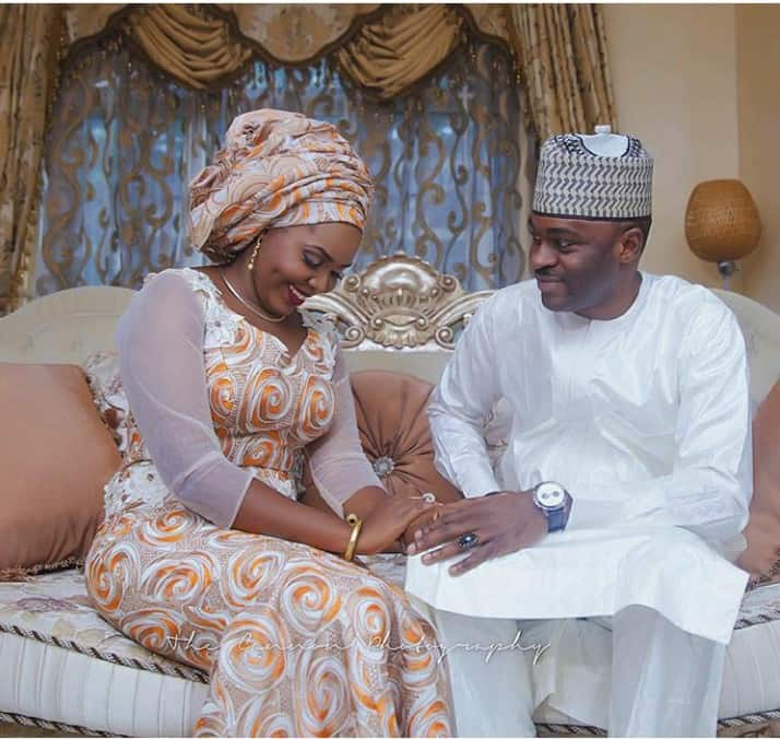 Nigerian Engagement Shoots that made us swoon
