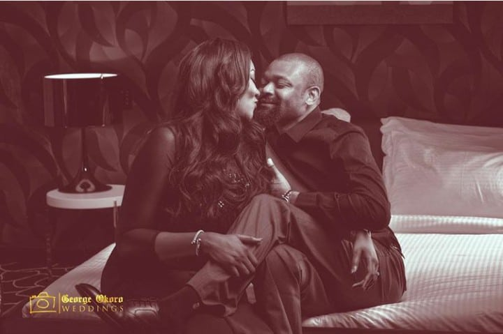Nigerian engagement shoots