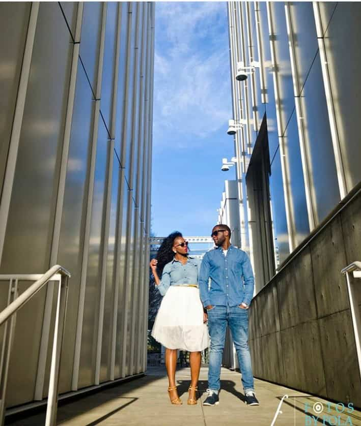 epic nigerian engagement shoots