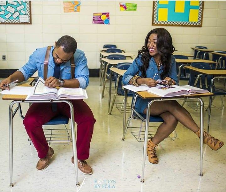 Classroom engagement shoot- fotosbyfola