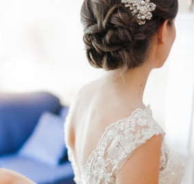 Bridal Hair Comb Wedding Accessory