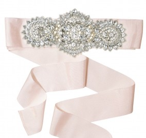 Badgley Mischka Belt - Bridal Accessories