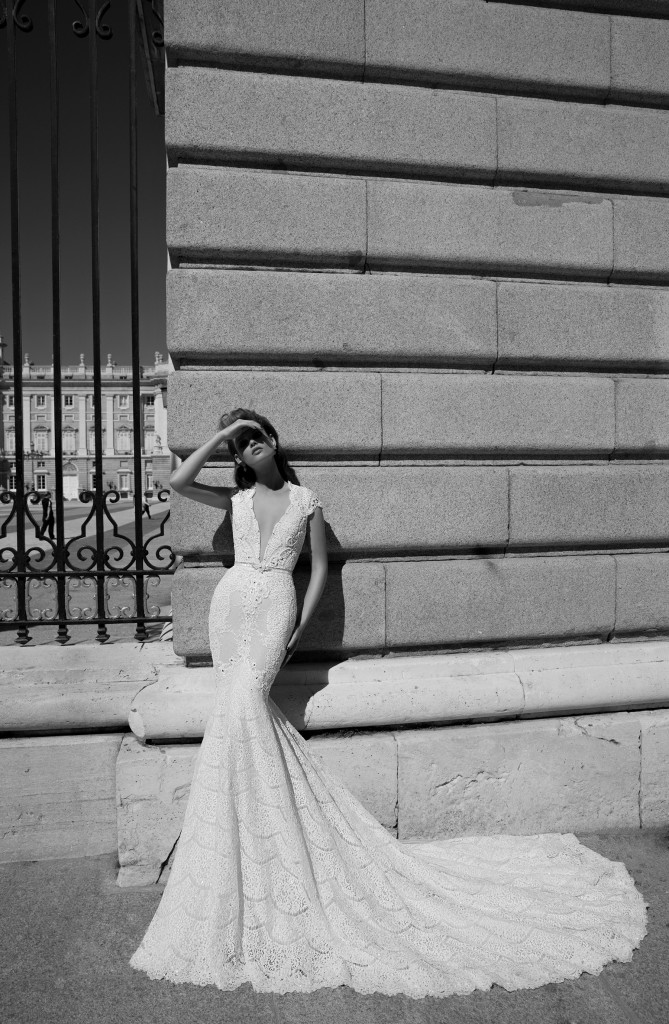 Berta Bridal 2016 Collection 100