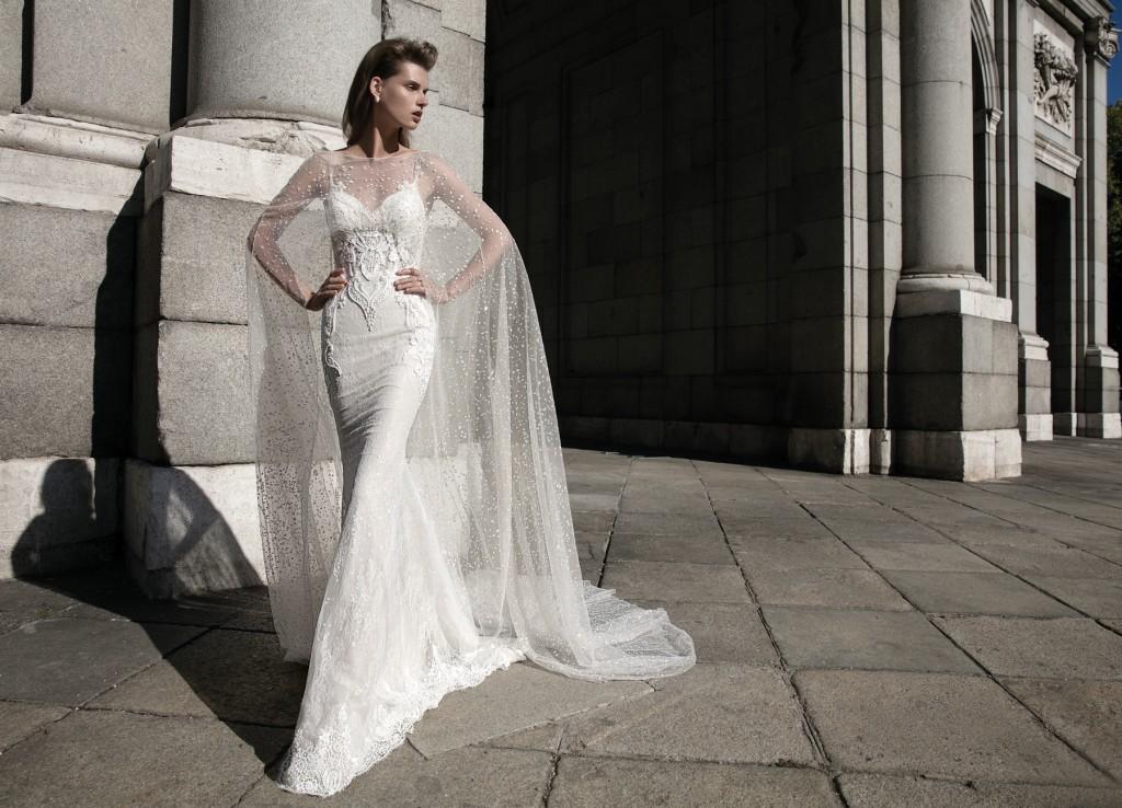 Berta Bridal 2016 Collection 17