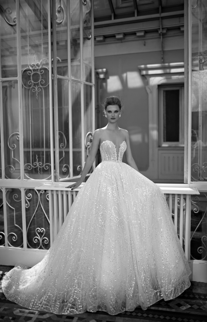 Berta Bridal 2016 Collection 39