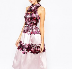 Midi Dress Wedding Guest