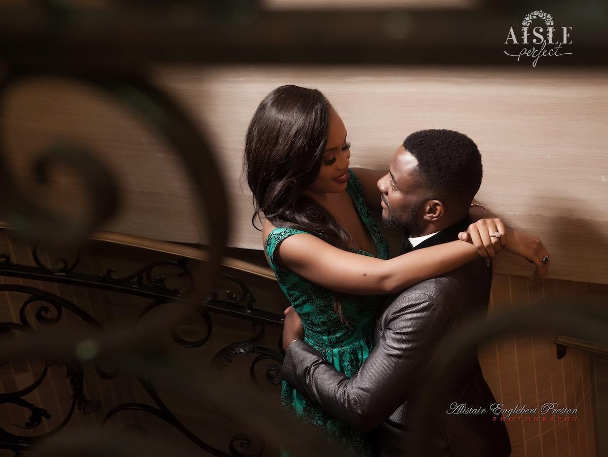 Ebuka and Cynthia- Lagos Engagement Shoot by AEP Photography 12