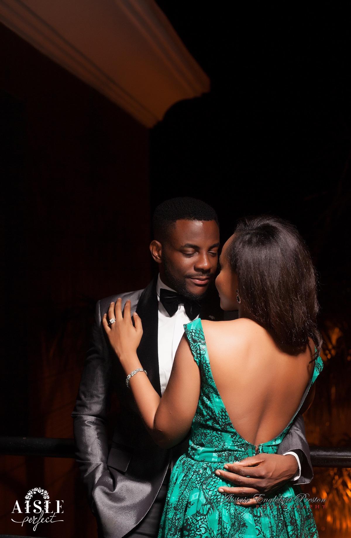 Ebuka and Cynthia- Lagos Engagement Shoot by AEP Photography 14