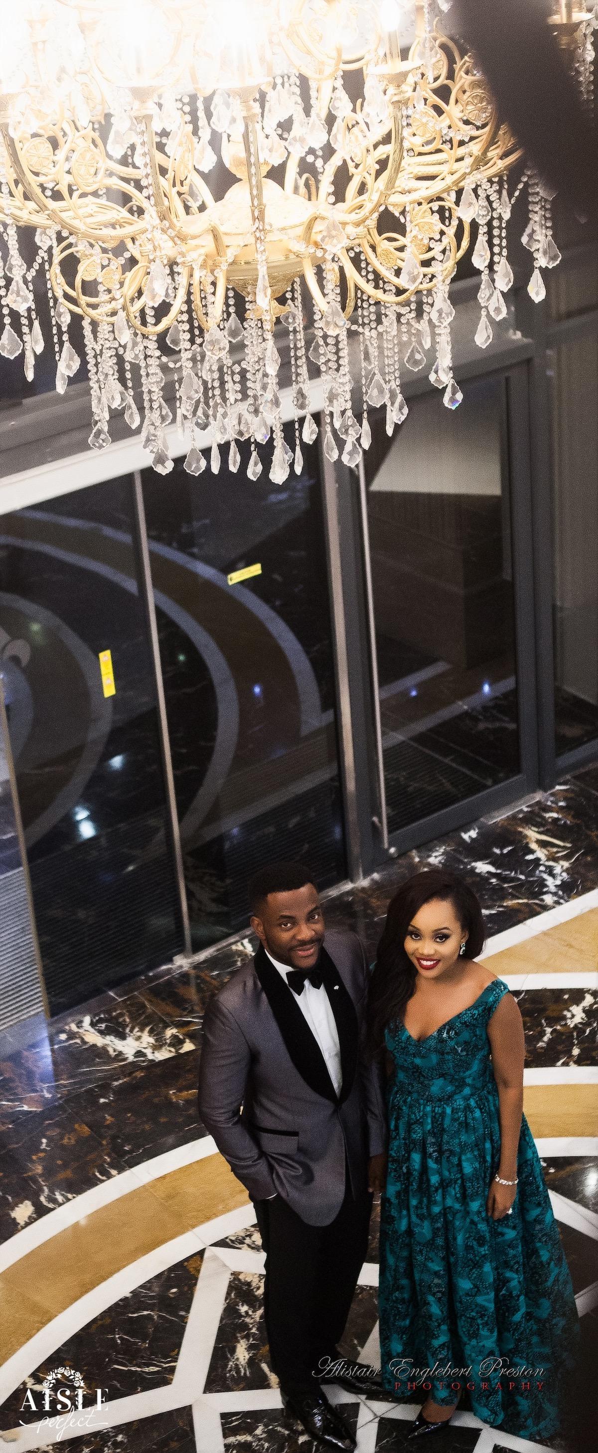 Ebuka and Cynthia- Lagos Engagement Shoot by AEP Photography 15