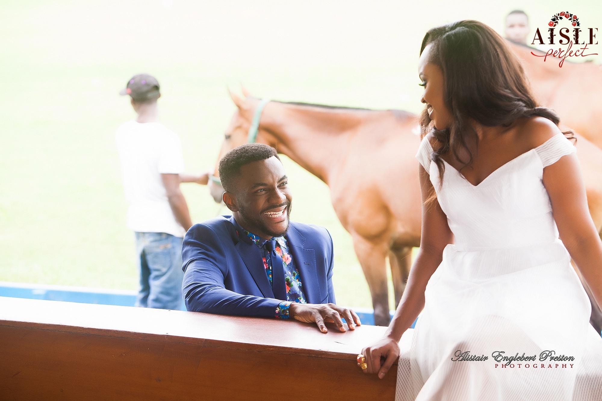 Ebuka and Cynthia- Lagos Engagement Shoot by AEP Photography 2