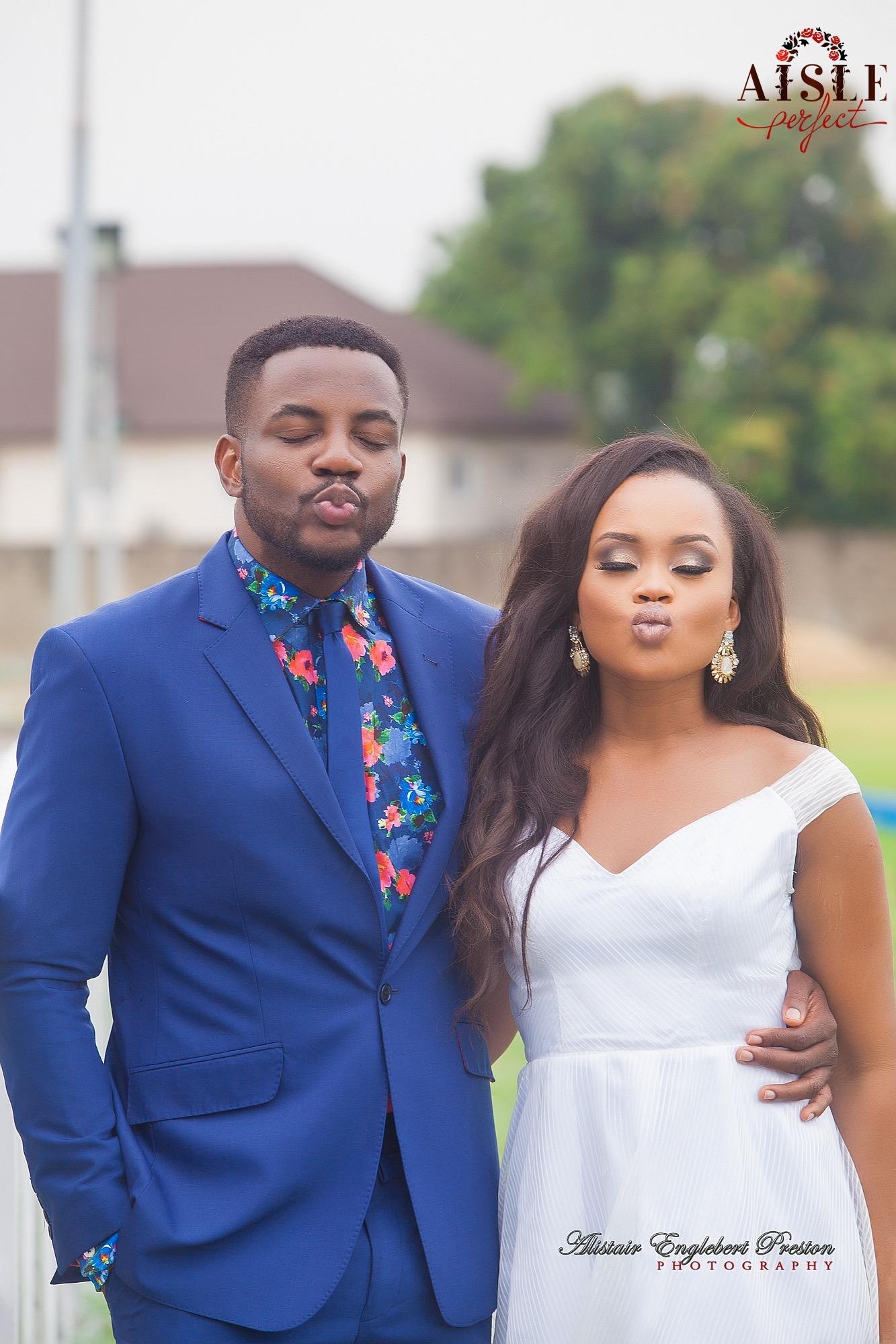 Ebuka and Cynthia- Lagos Engagement Shoot by AEP Photography 4