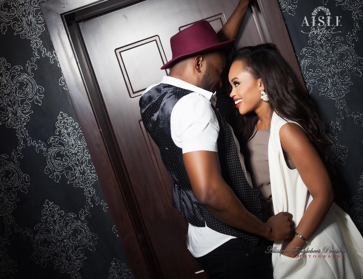 Ebuka and Cynthia- Lagos Engagement Shoot by AEP Photography 5