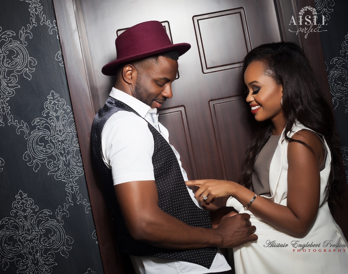 Ebuka and Cynthia- Lagos Engagement Shoot by AEP Photography 7