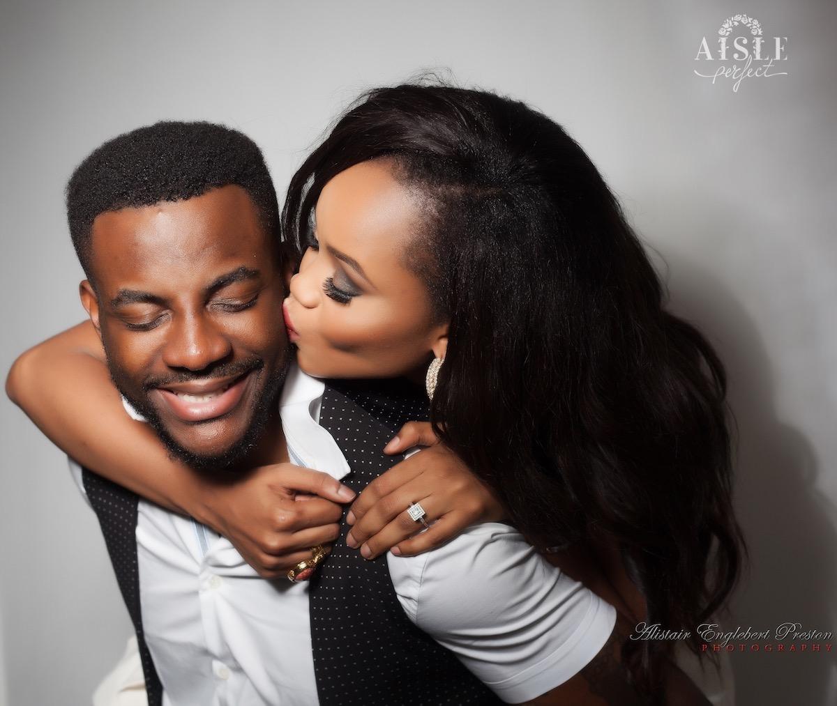 Ebuka and Cynthia- Lagos Engagement Shoot by AEP Photography 9