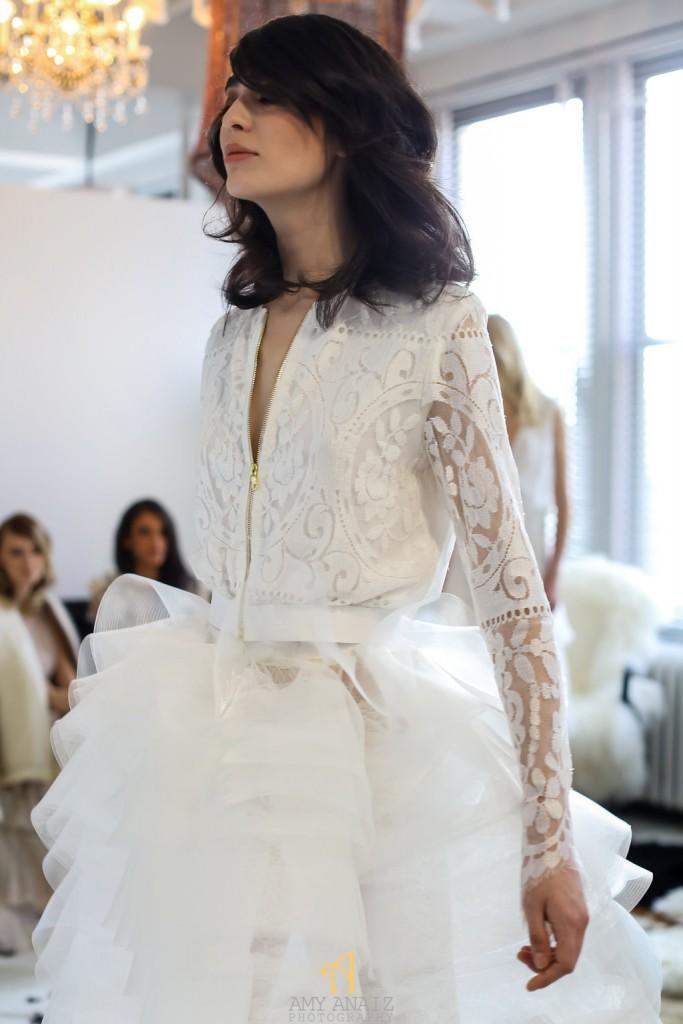 Houghton Bridal 2016 - winter wedding trends