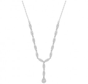 Swarovski Medium Necklace Bridal Jewelry