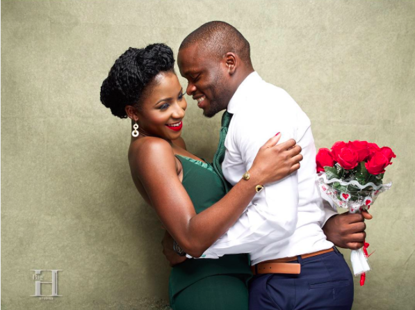 nigerian engagement shoots that made us swoon- big h studios