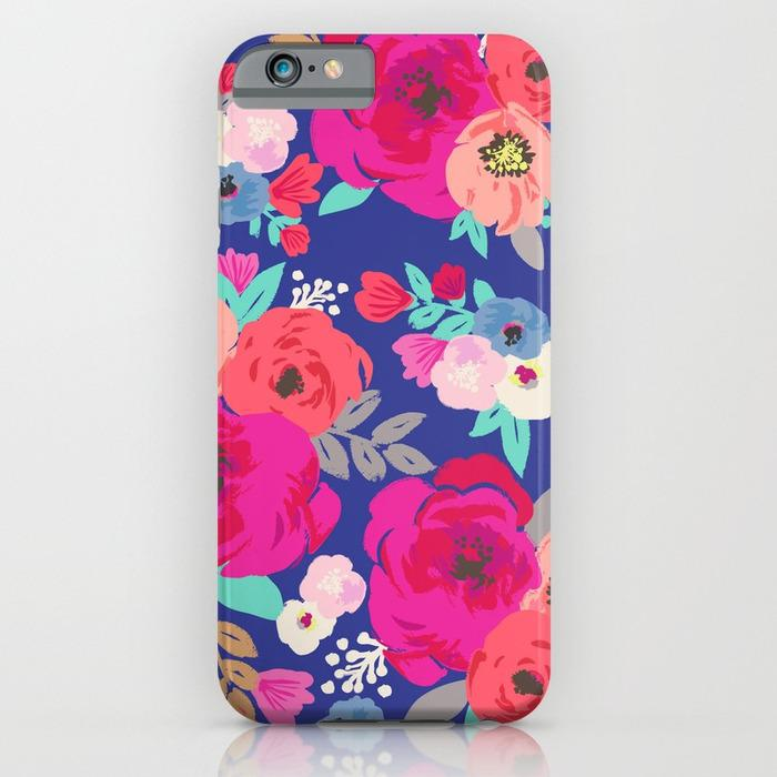 sweet-pea-floral-blue-bright-color-cases