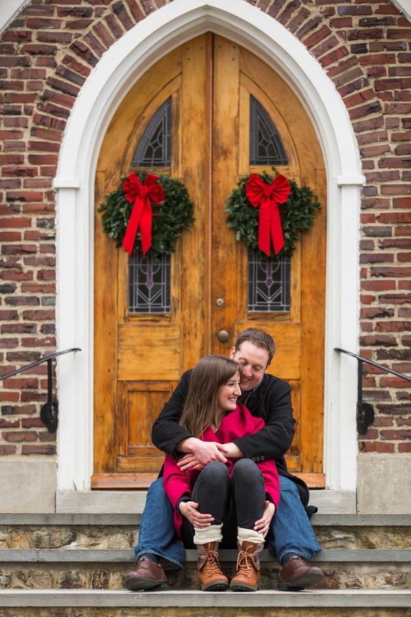 Christmas Engagement Shoot by Crazy Beautiful Weddings