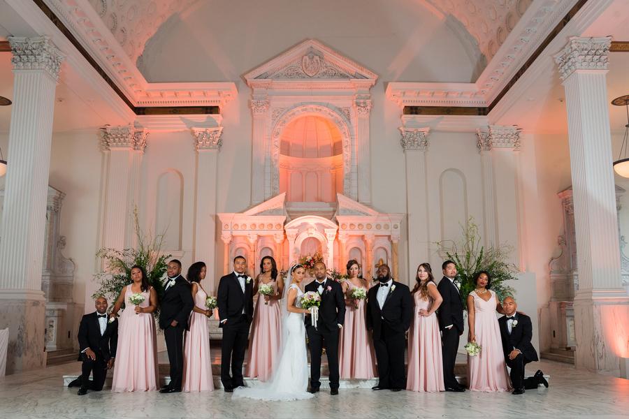 Elegant Los Angeles Wedding at Vibiana Event Center - Lin and Jirsa - 34