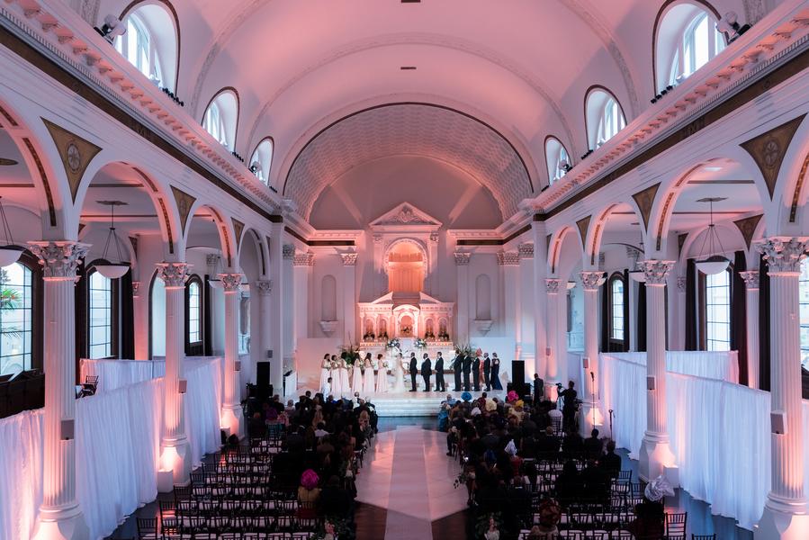 Elegant Los Angeles Wedding at Vibiana Event Center - Lin and Jirsa - 49