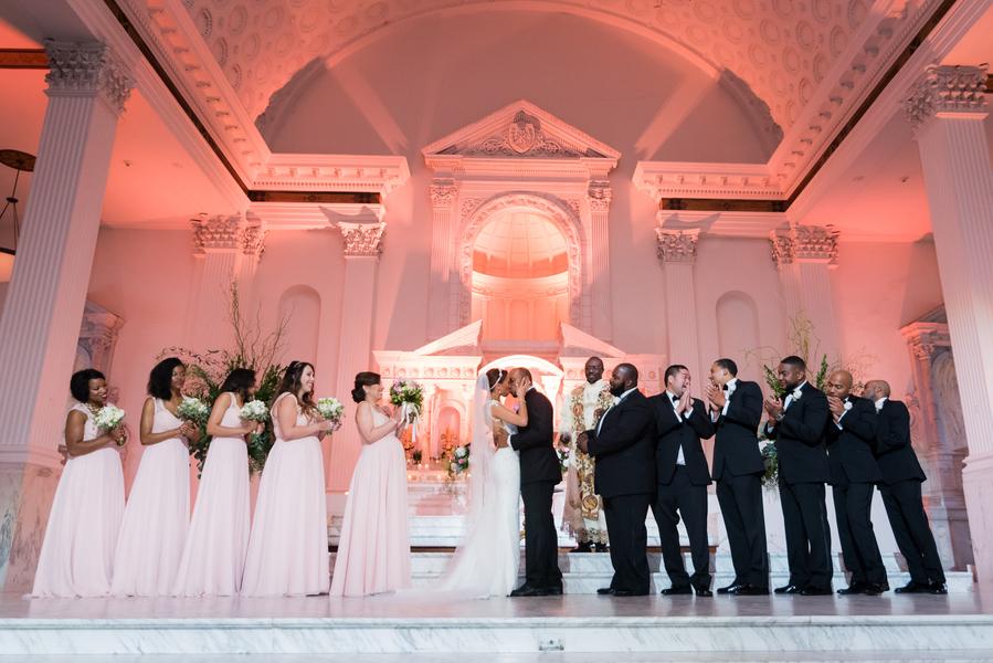 Elegant Los Angeles Wedding at Vibiana Event Center - Lin and Jirsa - 53