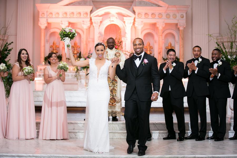Elegant Los Angeles Wedding at Vibiana Event Center - Lin and Jirsa - 54