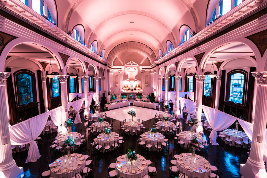 Elegant Los Angeles Wedding at Vibiana Event Center - Lin and Jirsa - 60