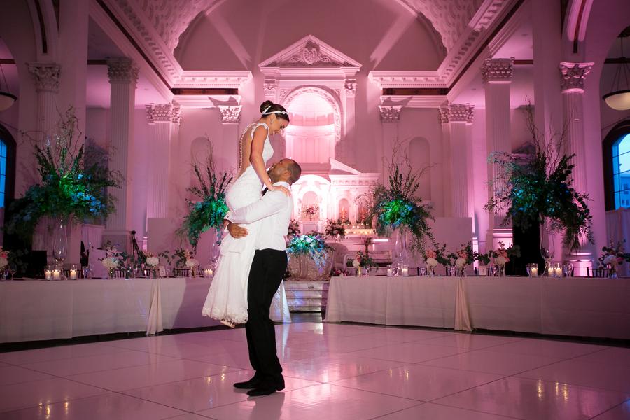 Elegant Los Angeles Wedding at Vibiana Event Center - Lin and Jirsa - 62