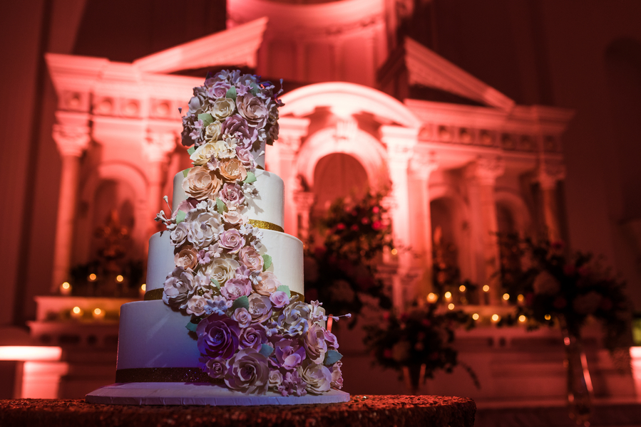 Elegant Los Angeles Wedding at Vibiana Event Center - Lin and Jirsa - 63