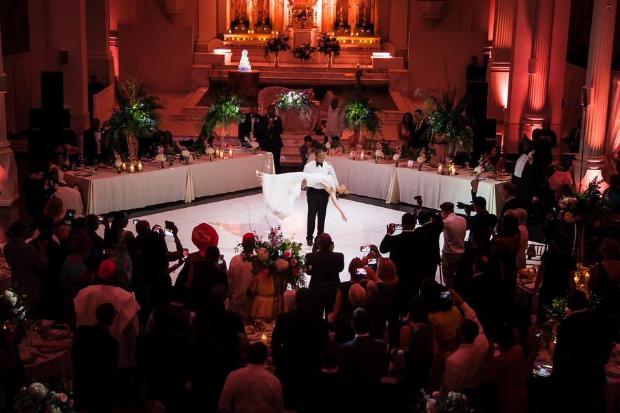 Elegant Los Angeles Wedding at Vibiana Event Center - Lin and Jirsa - 69