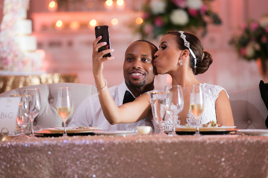 Elegant Los Angeles Wedding at Vibiana Event Center - Lin and Jirsa - 70