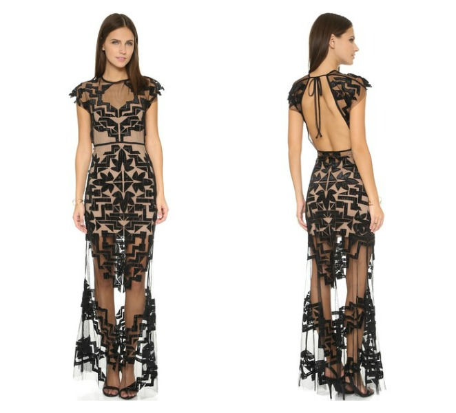 Holiday Wedding guest outfit- love and lemons vienna dress