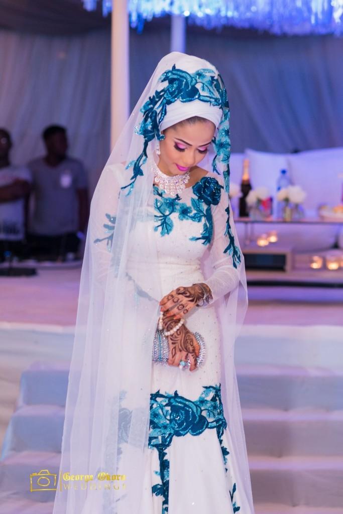 Pretty Perfect Nigerian Traditional Brides - George Okoro Weddings 2