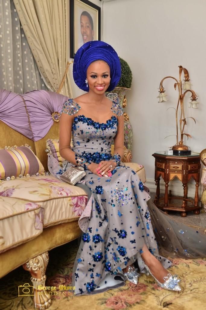 Pretty Perfect Nigerian Traditional Brides - George Okoro Weddings 3