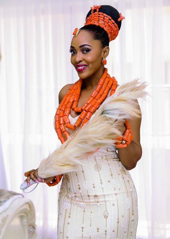 Traditional Edo Bride- Debola Styles