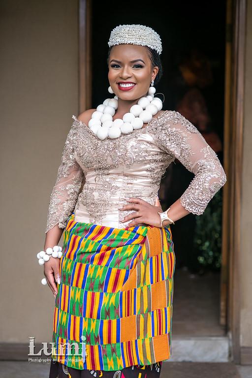 Traditional Nigerian Bride- Lumi Morgan