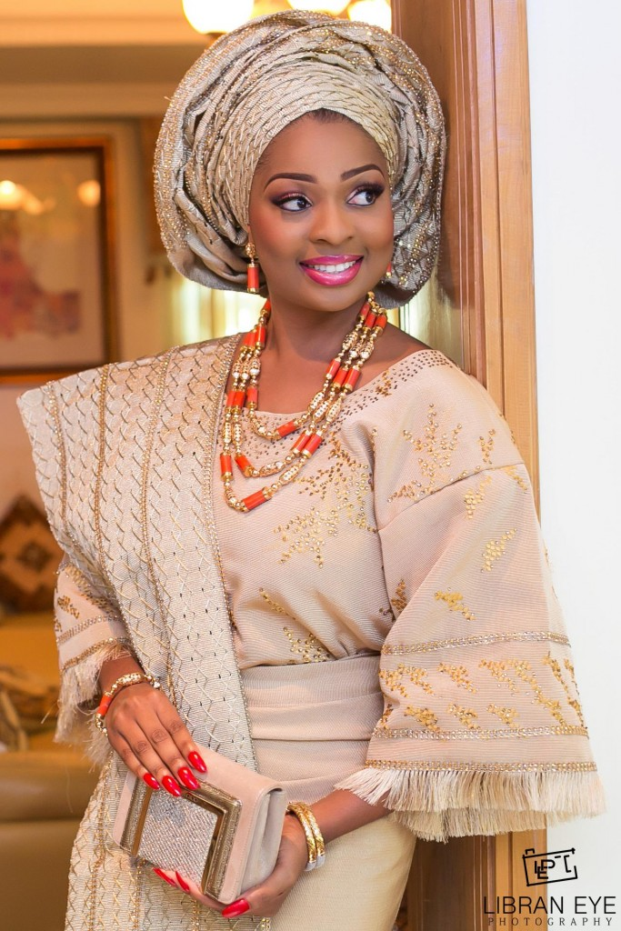 18 Pretty Perfect Traditional Nigerian Brides - Aisle Perfect
