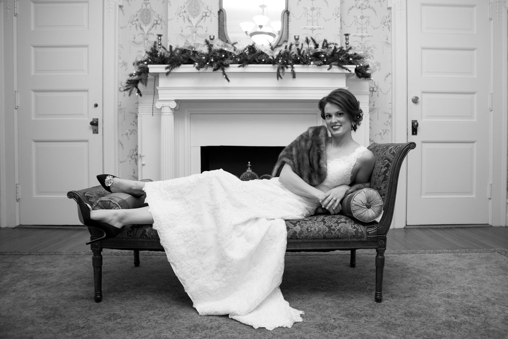 Winter Wedding by Bartlett Pair Photography 17