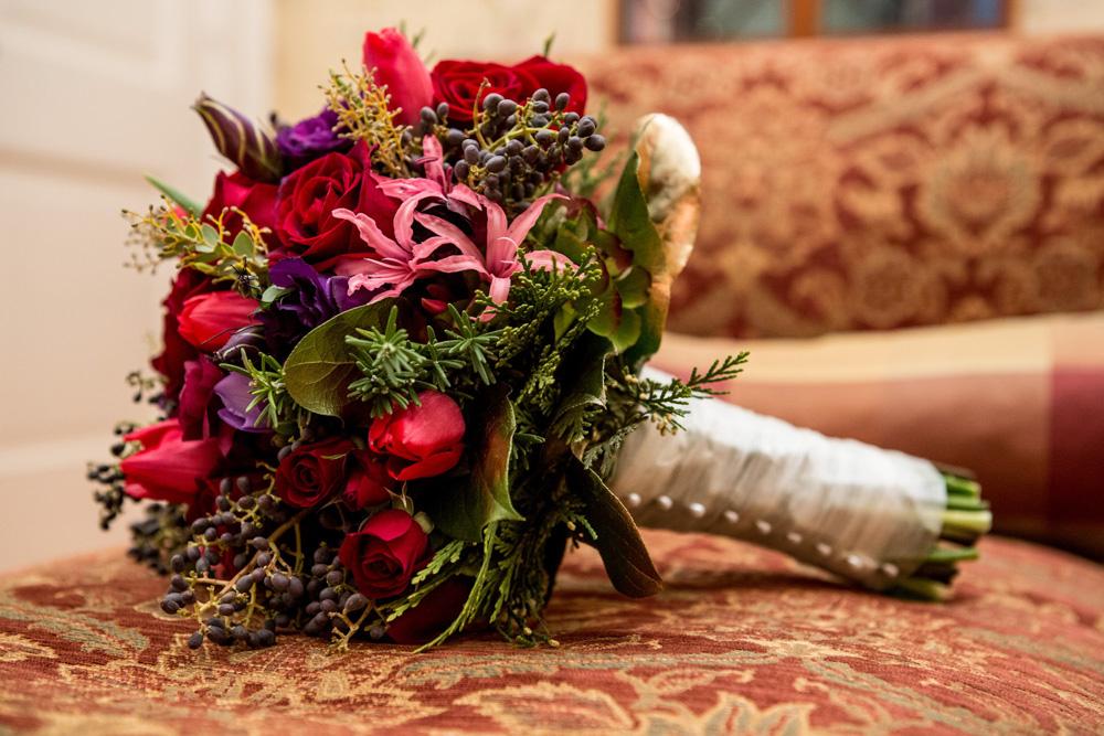 Winter Wedding by Bartlett Pair Photography 26