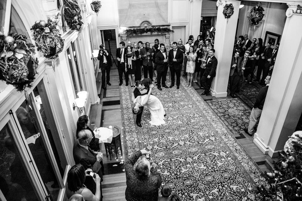 Winter Wedding by Bartlett Pair Photography 30
