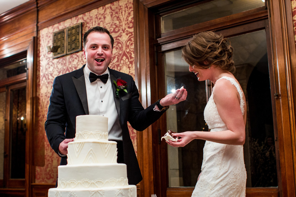 Winter Wedding by Bartlett Pair Photography 32