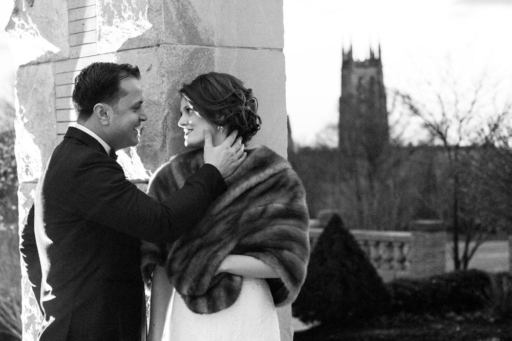 Winter Wedding by Bartlett Pair Photography 40