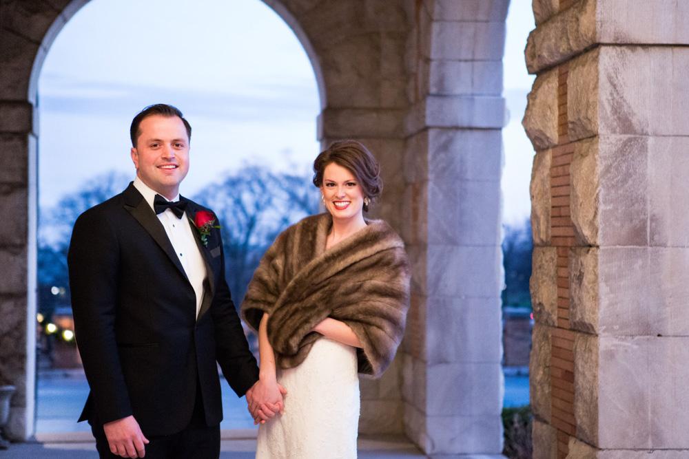 Winter Wedding by Bartlett Pair Photography 41