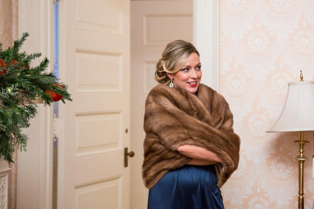 Winter Wedding by Bartlett Pair Photography 6