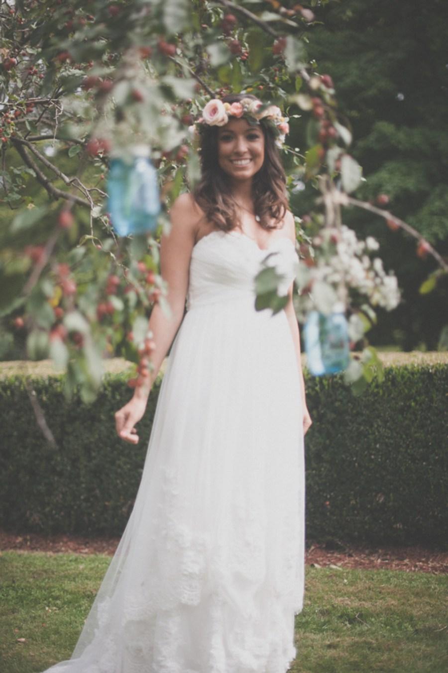Boho Chic Wedding by Yvonne Goll Photography