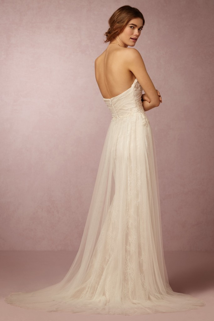 Bhldn and Marchesa Lilou Gown_back