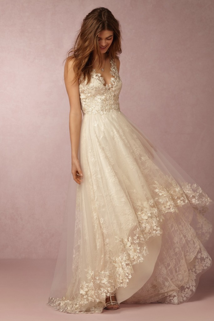 Bhldn and Marchesa Opal Gown_movement
